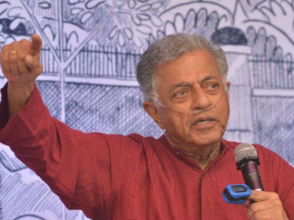 Veteran Actor Girish Karnad Passed Away