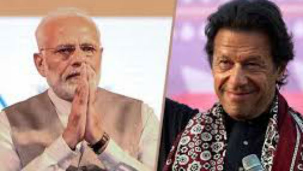 Pm Narendra Modi Exchanged Usual Pleasantries With Imran Khan In Sco Summit Said Sources