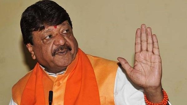 Kailash Vijayvargiya Gets Angry On Question Of His Son Insulted Reporter