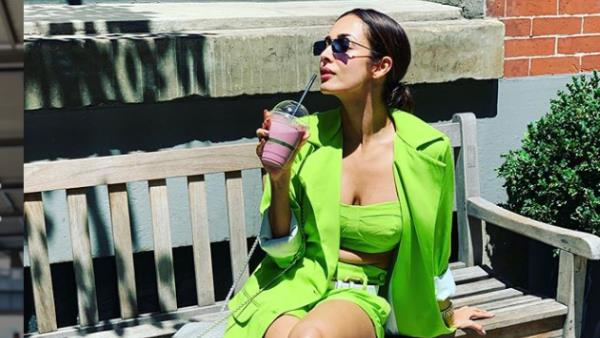 No One Can Hide Love Says Social Media Users On Malaika Arora S Pics