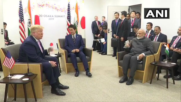 Japan Trilateral Meeting Being Held Between Japan India Us On Sidelines Of G20 Summit
