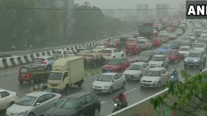 Mumbai Rains Finally Lashed The City On Friday Large Parts Of India Remain Perched
