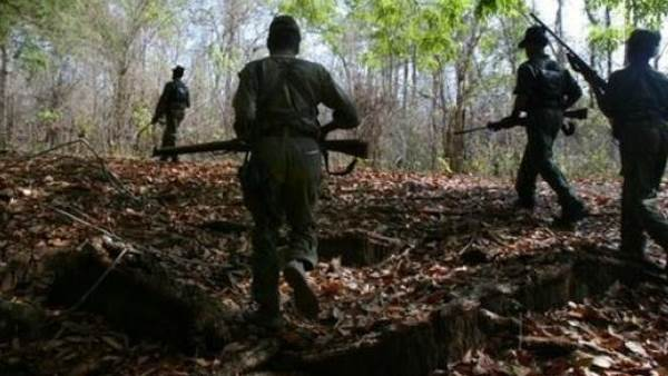 Pakistan Connection Of Maoists G 3 Rifle Used By Pakistani Army Recovered From Maoist