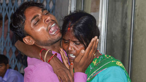 In Bihar Kids Suffering From Aes Increases Death Toll Cross