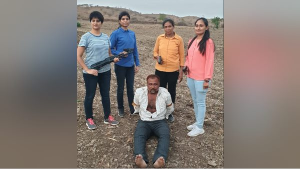 Gujarat Women Ats Arrested Dangerous Gangster Awarded