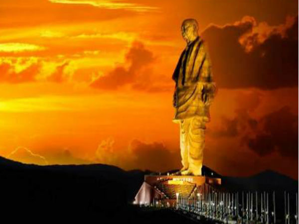 The World S Tallest Statue Will Have 30 New Projects