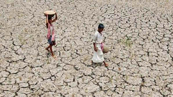 Half Of India Suffers From Drought Drinking Water Shortage