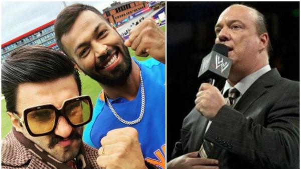 Ranvir Singh Got Notice Of Copy Right For Using Dialogue Of Wrestlor