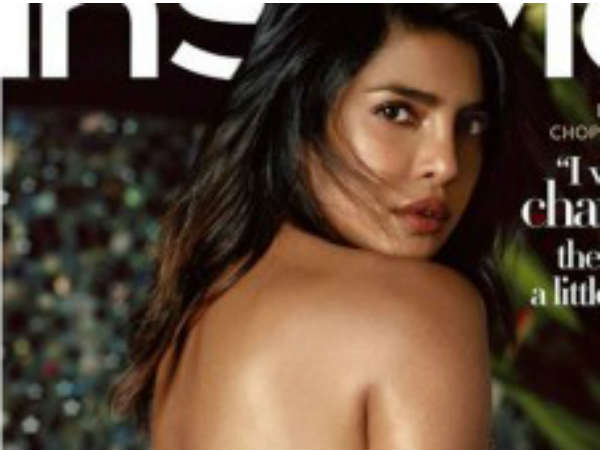 Priyanka Chopra Shot For A Magazine In The West But Fans Angry On Her
