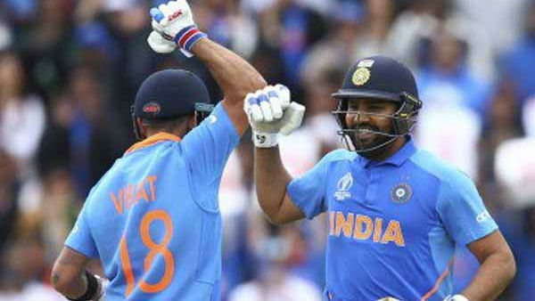 Is Rohit Sharma Being More Aggressive Against Green Jersey
