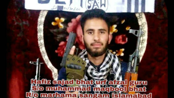 Jaish Terrorist Sajjad Bhat Whose Car Was Used In Pulwama Attack Crpf Killed In Encounter