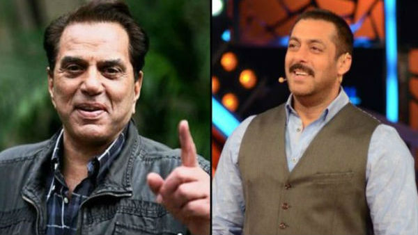 According To Rumours Dharmendra To Play Salman Khan S Fatheer In Dabangg