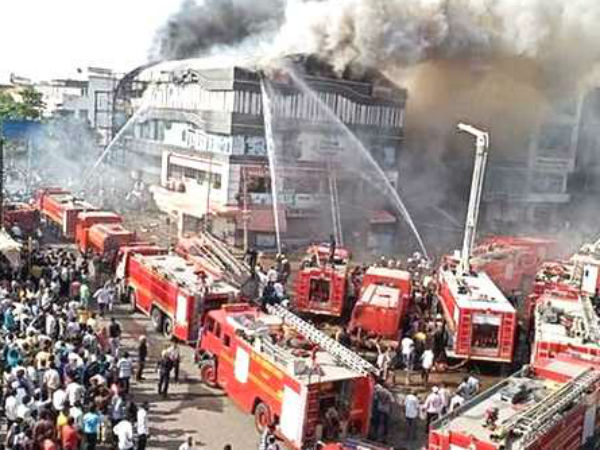 Surat Fire Tragedy Air Conditioning Unit Sparks Fire That Killed 22 Students
