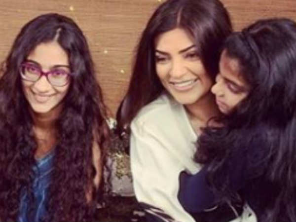 Sushmita Sen Told Her Daughter That She Is Adopted Then Received This Reaction