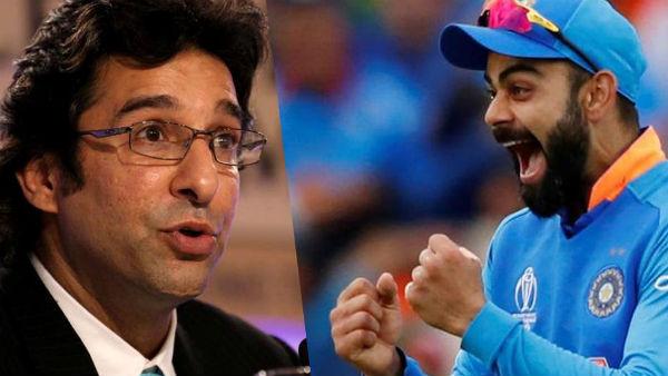 Ahead Of India Pakistan Match Vasim Akram Revealed The Weakness Of Pakistani Team