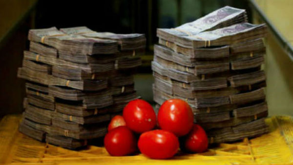 Venezuela Is In Financial Trouble President Has Accused Of Selling Goverment Gold