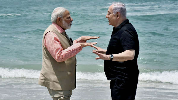 Israel Offers Help To India To Solve Water Shortage Problem
