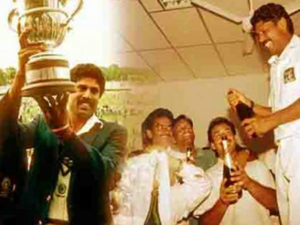 Icc World Cup 1983 When India Became World Champion First Time