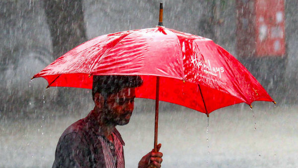Monsoon Slow But Thundershowers Are Expected Over Parts Of Up Mp Gujarat Rajasthan