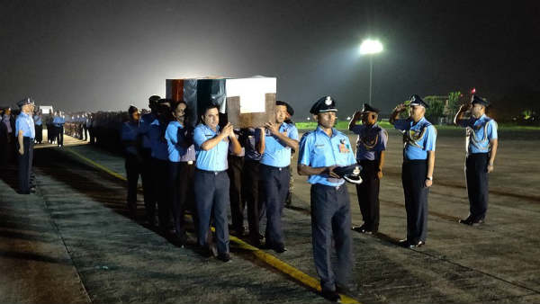 Defence Minister Rajnath Singh To Pay Tribute To 13 Iaf Warriors Who Lost Life In An 32 Crash