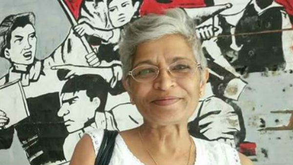 Accusedcomes U With New Revelation In The Gauri Lankesh Murder Case