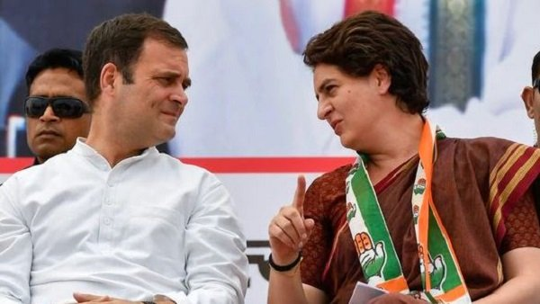 Senior Telanagana Congress Leader Says Priyanka Gandhi Should Be Given Charge Of Party