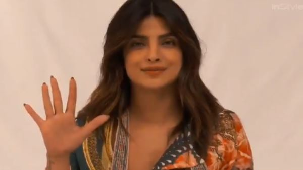 Priyanka Chopra Gave Five Life Lessons To Her Fans
