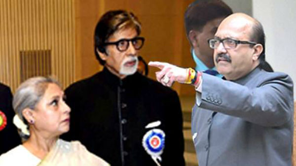 Rajya Sabha Member Slams Jaya Bachchan Says Tell Your Husband To Not To Do Chumma Chumma
