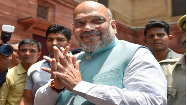 Home Minister Amit Shah Threatened To Killed By Bomb In A Threat Letter