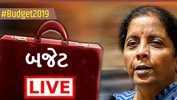 Nirmala Sitaraman Will Declare First General Budget Of Modi Government 2