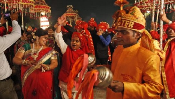 Delhi Government Finalised Draft Policy To Cap The Number Of Guests Of Social Functions