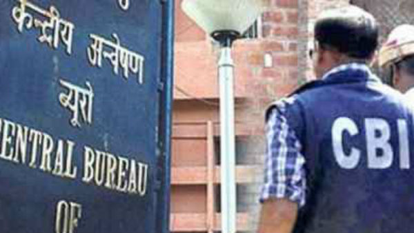 Big Action By Cbi Conduct Searches 110 Places Across 19 States