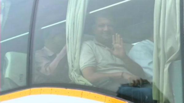 Congress Bringing Back Their Mlas From Mount Abu To Gandhinagar For Rajyasabha Bypoll