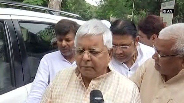 Jharkhand High Court Grants Bail To Lalu Yadav In Fodder Scam Case Relating To Deoghar Treasury
