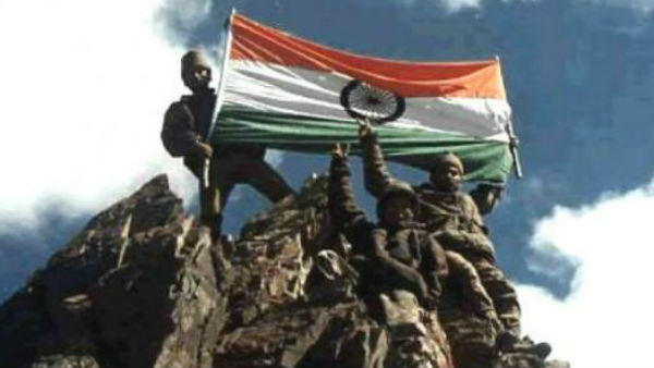 Kargil Vijay Diwas 2019 Indian Military Victory 20 Yers Ago