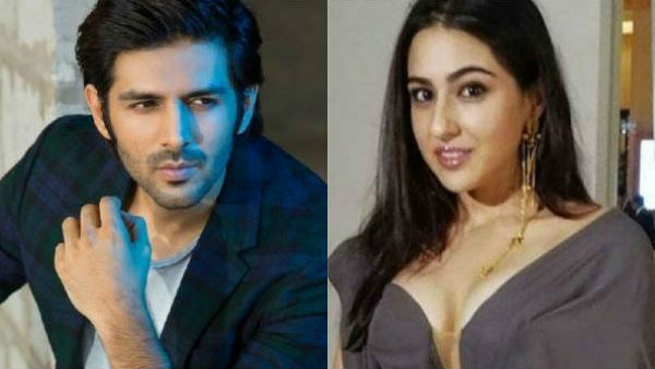 I Will Work Again With Sara Ali Khan If I Will Get Chance Says Kartik Aryan