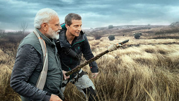 These Celebrities Have Also Appeared In The Man Vs Wild Show Before Pm Modi
