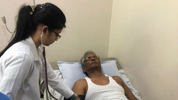 Karnataka Amidst Floor Test Missing Congress Mla Admit In Hospital