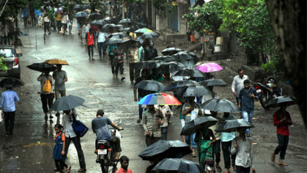 Red Alert In Mumbai Very Heavy Rain Expected In Uttar Pradesh Uttarakhand Delhi Next 24 Hours
