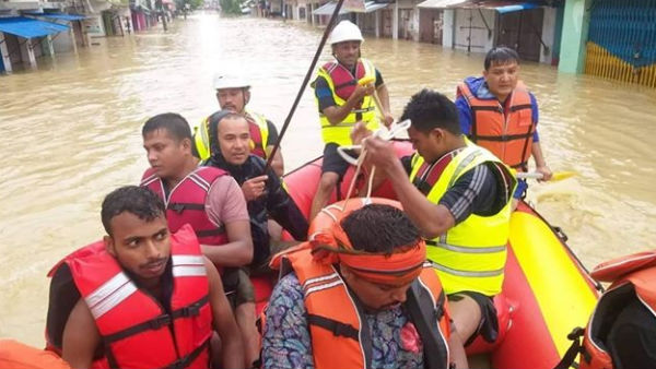Flood In Nepal 43 People Dead 20 Injured 24 Missing