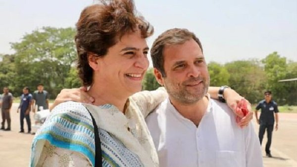 Priyanka Gandhi On Rahul Gandhi Decision To Step Down