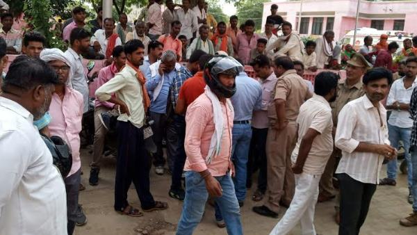 Sonbhadra 9 People Killed Including Three Women In Land Dispute