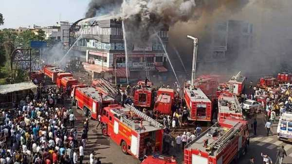 surat fire incident