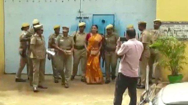 Madras High Court Granted Nalini Sriharan Parole