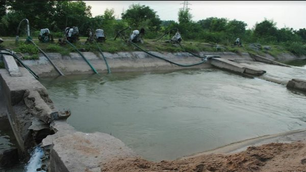 Gujarat Government Said That Canals Crack Because Of Mouse