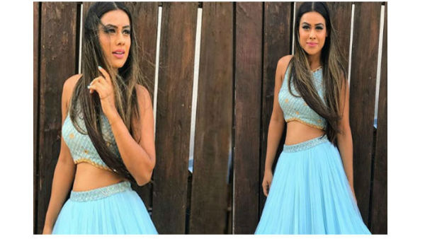 Nia Sharma Trolled For Her Cloth Comedian Commented On Her Photo