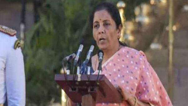 Nirmala Sitaraman Will Present First General Budget Of Modi Government 2