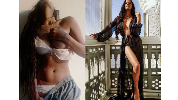 Sexy Heroin Poonam Pandey Set Fire On Internet