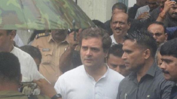 Where Were You When Mumbai Was Submerged Rahul Gandhi