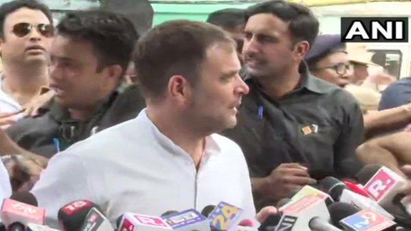 Patna Court Bailed Rahul Gandhi In Defemation Case